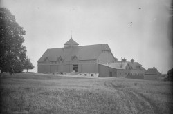 The Dairy Barn at the Central Experimental Farm in 1894. It is now part of the Canada Agriculture and Food Museum.