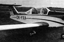 "Vladislav Verner's little sweetie, the Verner W-01 Brouček. Anon., ""Private Flying."" Flight International, 14 May 1970, 806."