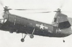 "The first production example of the Piasecki HUP Retriever helicopter. Anon., ""News Picture Highlights."" Aviation Week, 15 January 1951, 9"