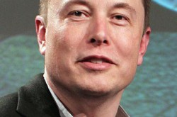 A picture of Elon Musk