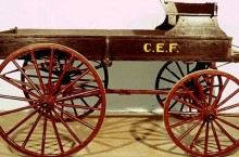 City Express Delivery Wagon