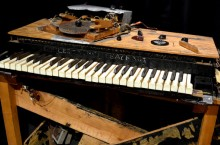 "Hugh Le Caine ""Electronic Sackbut"" Synthesizer"
