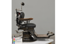"Ritter Dental Manufacturing Co. ""Imperial Columbia"" Dental Chair"