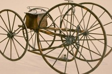 Quadricycle de Thomas Kelsey