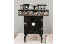 Simplex Electric Co. Electric Range