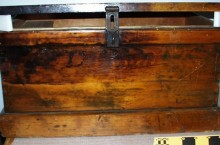 Rice Lake Canoe Co. Tool Chest