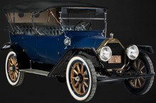 Automobile « 28 » de Russell Motor Car Co.