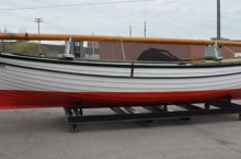 Skiff de Collingwood Nahma de W. Watts & Sons