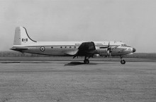 Canadair C-54GM North Star 1 ST