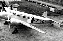 Lockheed L-12A Electra Junior