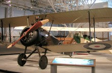 Avion 2F.1 Ship Camel de Sopwith